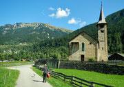 Kirche St. Martin Zillis