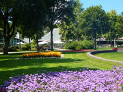 Park mit Solemar Bad Dürrheim
