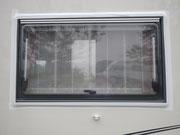 Abgedichtetes Fenster