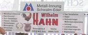 Banner der Schmiede Wilh. Hahn