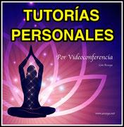 TUTORÍAS personales, Clases, Cursos PERSONALES, Por videoconferencia.