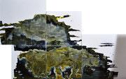 Territorio onírico 2 - 110'5x70'3 cm