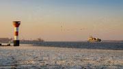 Stader Sand im Winter
