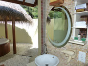 Bad Jacuzzi Beachvilla