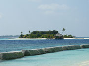 Strand Westseite, Blick nach Lonubo
