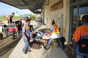 Gepäckband Flughafen Sorong