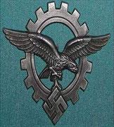 Odznaka przyznawana technikom pracującym przy samolotach