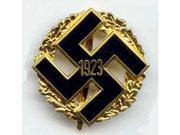 Odznak NSDAp z okręgu berlińskiego