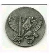 Podobno odznaka techniczna z Baden. Ale nie mam pewności