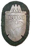 Ustanowiona 1 maja 1945 za walki na dwa fronty w Laponii od listopada 1944 do maja 1945 , jest dyskusyjna ponieważ ustanowiona została 1 maja 1945 roku a więc już po śmierci wodza Wehrmachtu Adolfa