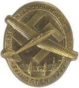 DLV tydzień lotniczy-1933 dla pilotów sportowych