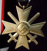 Kvk II klasy z mieczami odznaczenie cywilne i wojskowe