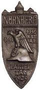 Odznaka NSDAP Nurnberg