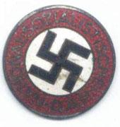 Odznaka partyjna - NSDAP