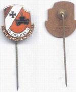 odznaka pamiątkowa żołnierzy 5 batalionu pancernego