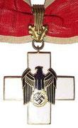 Krzyż słuzby cywilnej 1 klasy- wystepowały 1 klasy , 2 klasy mogły być z liśćmi dębu