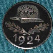 Organizacja Stalhelm 1924