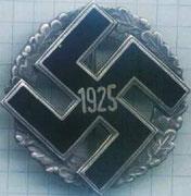 Odznaka kombatanta 1925 roku