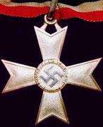 KVK rycerski bez mieczy- Krzyż rycerski bez mieczy za działalność w dyplomacji i w wojsku