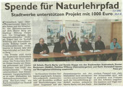 Generalanzeiger Schönebeck vom 21. Februar 2010