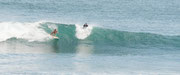 "Kevin White @ Uluwatu on Minos FINLESS 5'1""!"