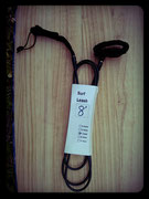 8' leash with 2 swivels 800Baht Also have 9' for 900Baht