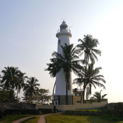 Lighthouse in the Old Fort Wall