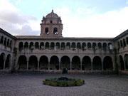 Convent de Santo Domingo, Cusco, Peru