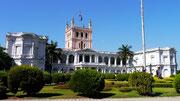 Palacio de Gobierno, Asuncion, Paraguay
