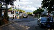 Salcoatitlan, Ruta de las Flores, El Salvador
