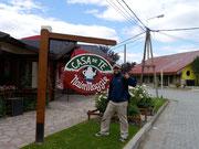 great Welsh tea at Casa de Te, Nain  Maggie, Trevelin, Argentina