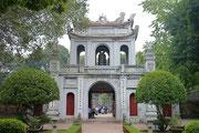 Temple of Literature, Hanoi (First University in Vietnam)