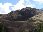 Pisac, Peru (Sacred Inca Site)