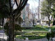 Plaza Isabel la Catolica - La Paz, Bolivia