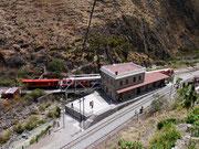 Estacion Sibambe - Alausi to Sibambe (Nariz del Diablo), Ecuador