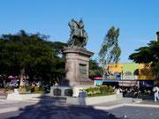 Plaza Civica - San Salvador, El Salvador