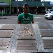 Bowral, New South Wales, Australia - home of Don Bradman