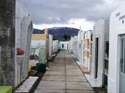 Puerto Natales Cementerio, Chile