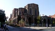 Basilica del Salvador - Santiago, Chile