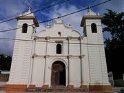 Catedral de Santa Lucia outside Tegucigalpa, Honduras