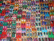 for small feet only - on sale at the night market