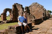 Trinidad, Jesuit Settlements in Paraguay