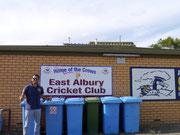 "home of the great Craig ""Shakira"" Hogan - Albury, New South Wales"