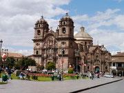 Church of La Compania de Jesus, Cusco, Peru