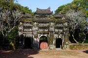 Bao Quoc Pagoda, Hue, Vietnam