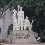 Martyrs Monument, Hanoi Vietnam