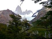 Glaciar Piedras Blancas, Fitz Roy del Torre, Argentina
