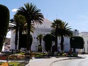 Teatro Sucre, Bolivia