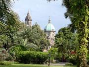 view from Fort Santiago, Intramuros