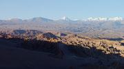 Valle de la Muerte (Death Valley), Valle de la Luna, San Pedro de Atacama, Chile